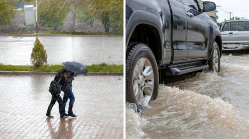 7 secteurs du Québec sont en alerte de vents violents et de fortes pluies