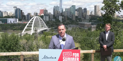 Alberta Is Officially Lifting Public Health Measures On July 1 & Going 'Back To Normal'