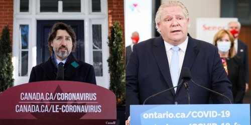 Trudeau Responds to Doug Ford's 'Personal Attacks' & Says It's Not What Ontario Needs RN