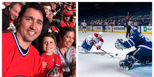 Trudeau Can't Stop Roasting The Leafs & He's Not Letting Up After Their Game 1 Loss
