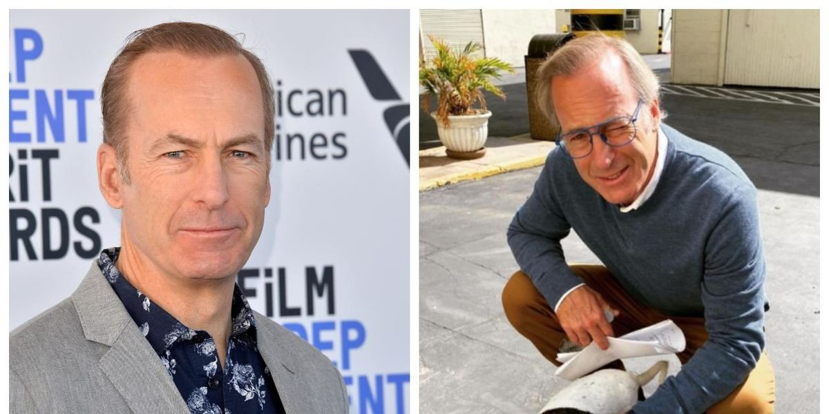 'Better Call Saul' Actor Bob Odenkirk Collapses On Set & Fans Are Hoping He's OK