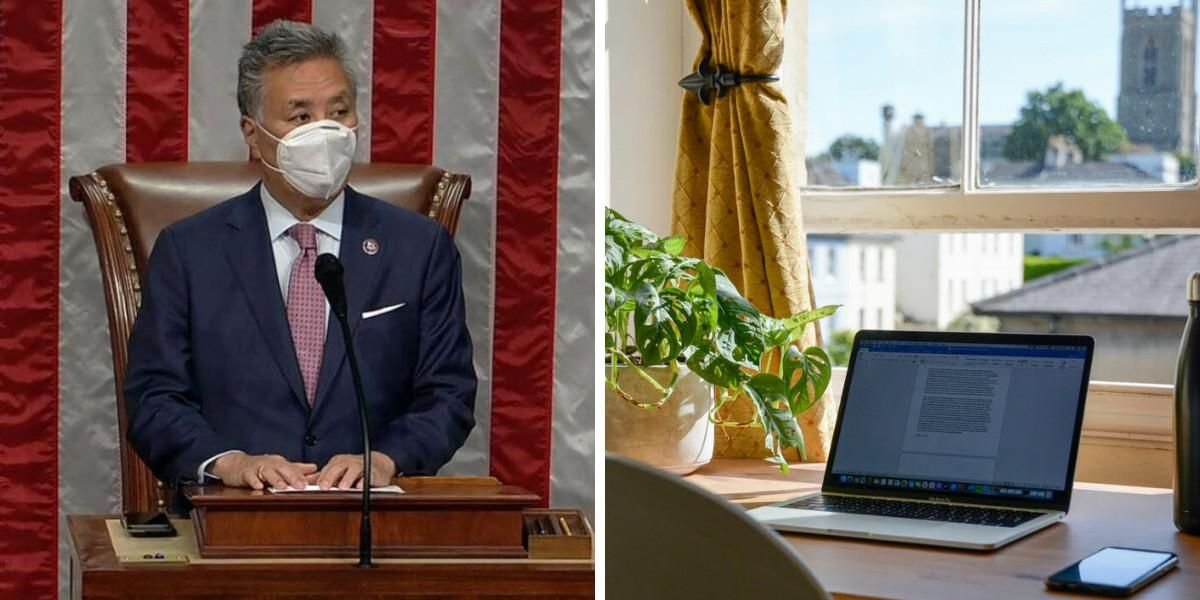 A US Congressman Introduced Legislation For A 4-Day Workweek & This Is Why