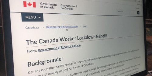 Canada Lockdown Worker Benefit Won't Be Available To Unvaccinated People Who Get Fired