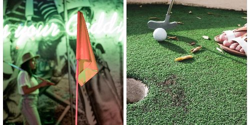 Adults-Only Mini-Golf Is Hitting Canadian Cities This Summer & You Even Get A Free Drink