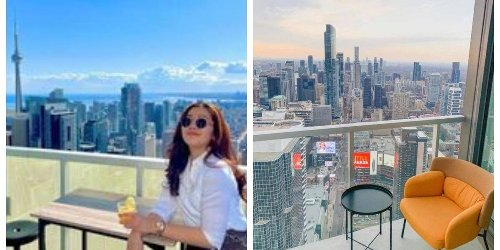 A Guy In Toronto Is Renting Out His Balcony For $25/hr So You Can Take An Insta Pic