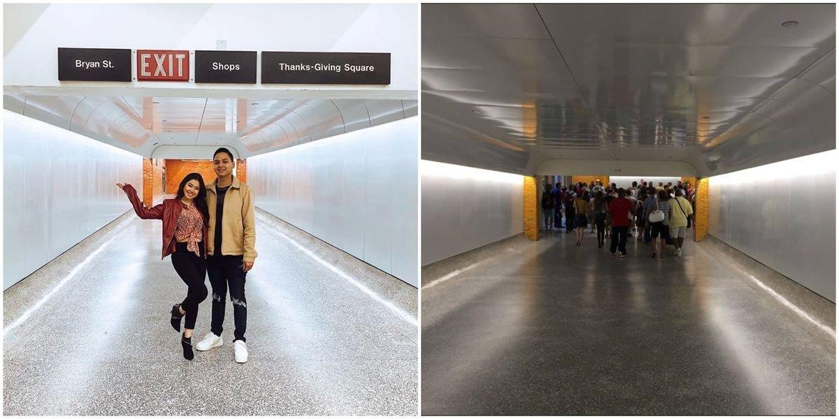 Dallas Secret Tunnels Dallas Pedestrian Network