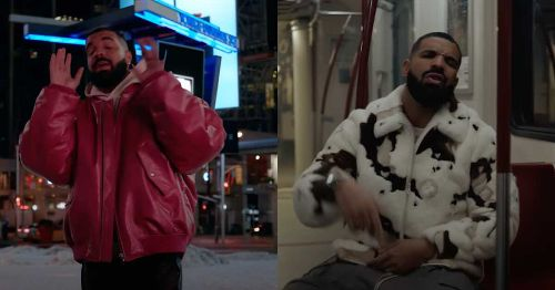 Drake Hits Up So Many Iconic Toronto Spots In His New Music Video (VIDEO)