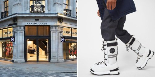Canada Goose Is Launching A Footwear Line But The Winter Boots Will Set You Back Over $1K