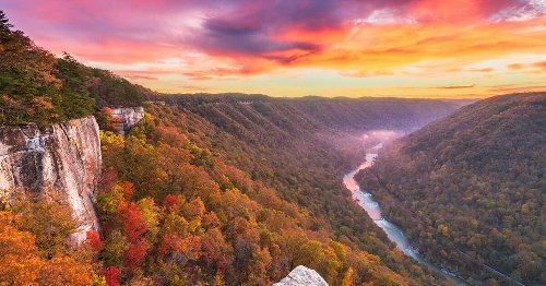 You Can Get Paid $12,000 To Move To West Virginia & Explore The Outdoors