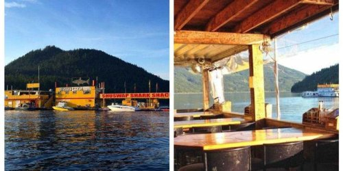 You Can Buy A Floating Restaurant In BC For Less Than A Vancouver Condo