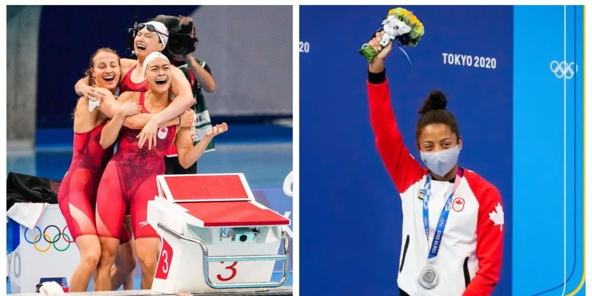 Canada Won Its First Medals At The Tokyo Olympics Thanks To A Usual Suspect