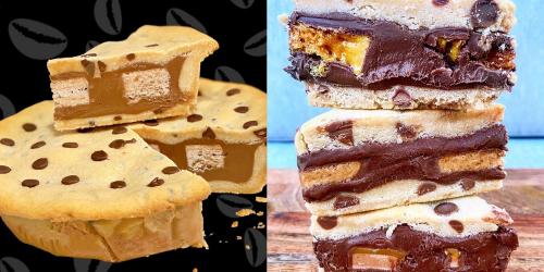Ce mélange d'un biscuit et d'une tarte existe à Montréal et c'est juste le rêve