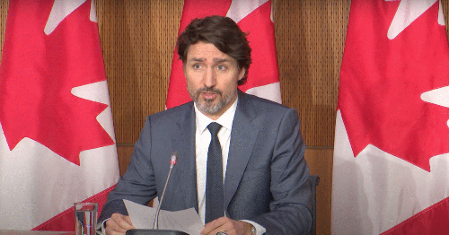 Trudeau Reveals Officials Are Looking 'Carefully' At Updating Canada's Travel Restrictions