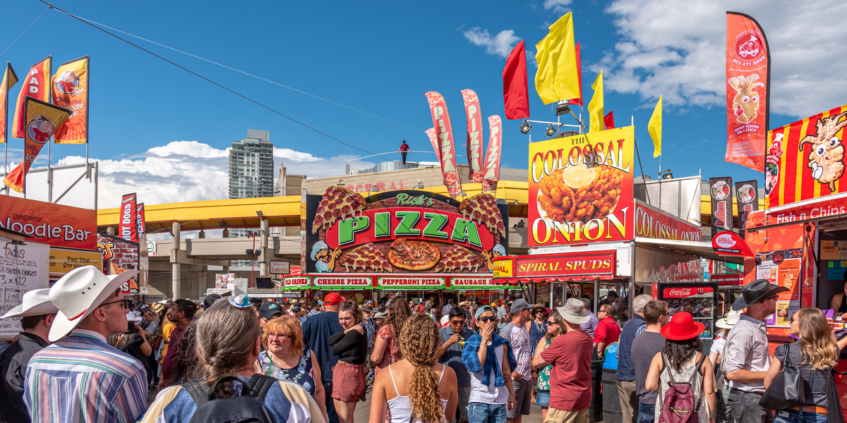 The Calgary Stampede Says That About 71 COVID-19 Cases Were Reported From This Year's Event