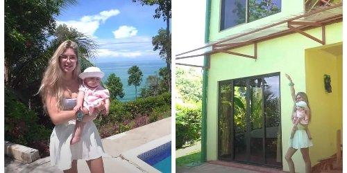 Élisabeth Rioux dévoile son appartement actuel au Costa Rica - cover
