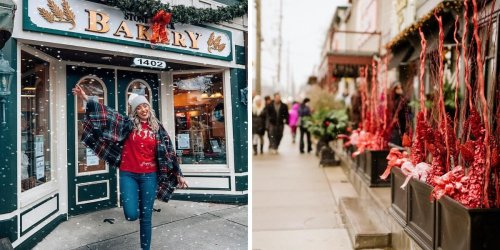 This Christmas Town Near Toronto Is Like Stepping Into A Twinkling European Village