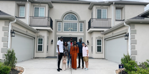 Siakam Gave His Mom The Ultimate Mother's Day Gift & Her Reaction Was Priceless - cover