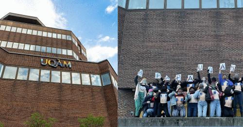#PapaUQAM: Une manifestation « en bobettes » se tiendra à Montréal cette semaine