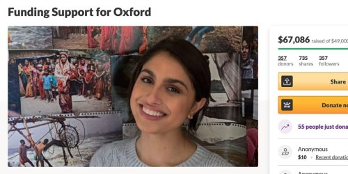 This Toronto Student's GoFundMe Blew Up & She Can Now Afford Her Dream School