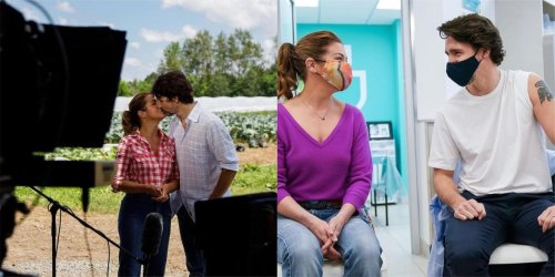 Justin Trudeau Shared A Sweet Message For Sophie Grégoire Trudeau's Birthday