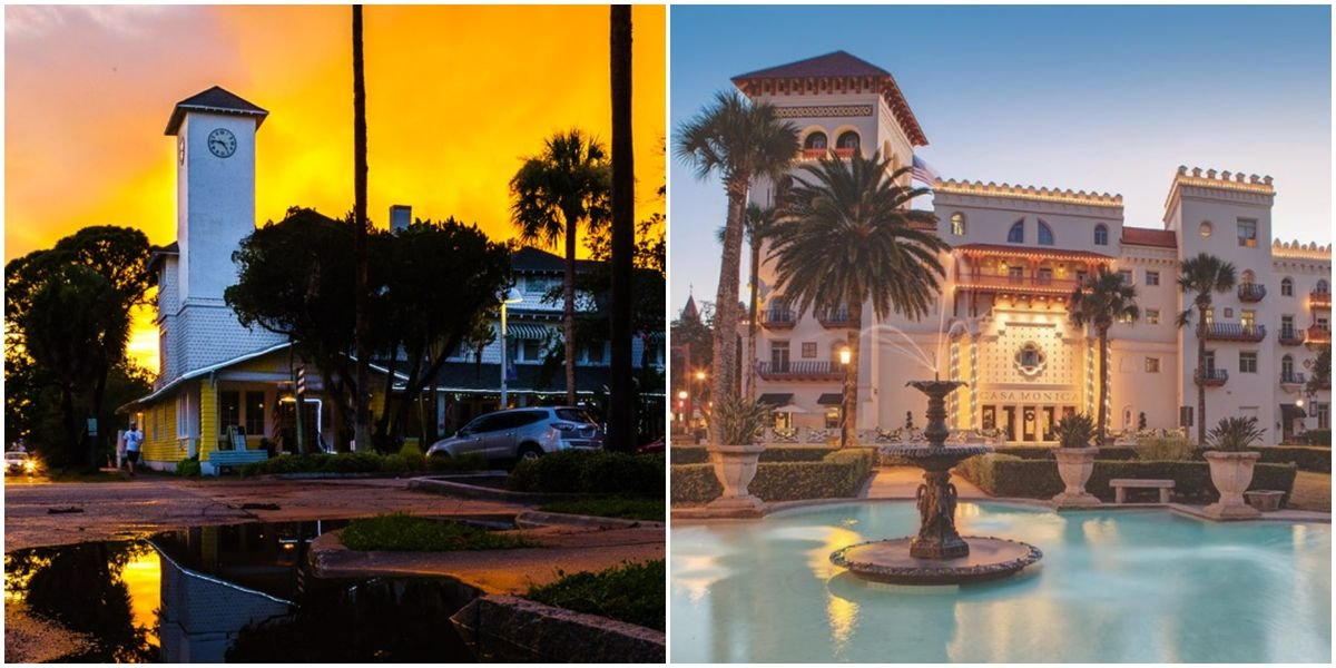 6 Haunted Locations In Florida Where You Can Actually Spend The Night