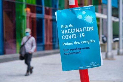 Tu vas pouvoir recevoir ta deuxième dose de vaccin 2x plus vite que prévu au Québec