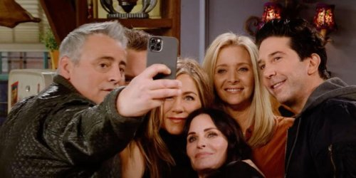 The 'Friends' Reunion Trailer Just Dropped & The Nostalgia Is Out Of Control ( VIDEO)
