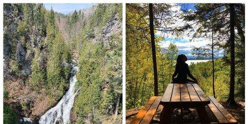 Ce « hike » caché dans Charlevoix fait partie des endroits à mettre sur ta « bucket list »