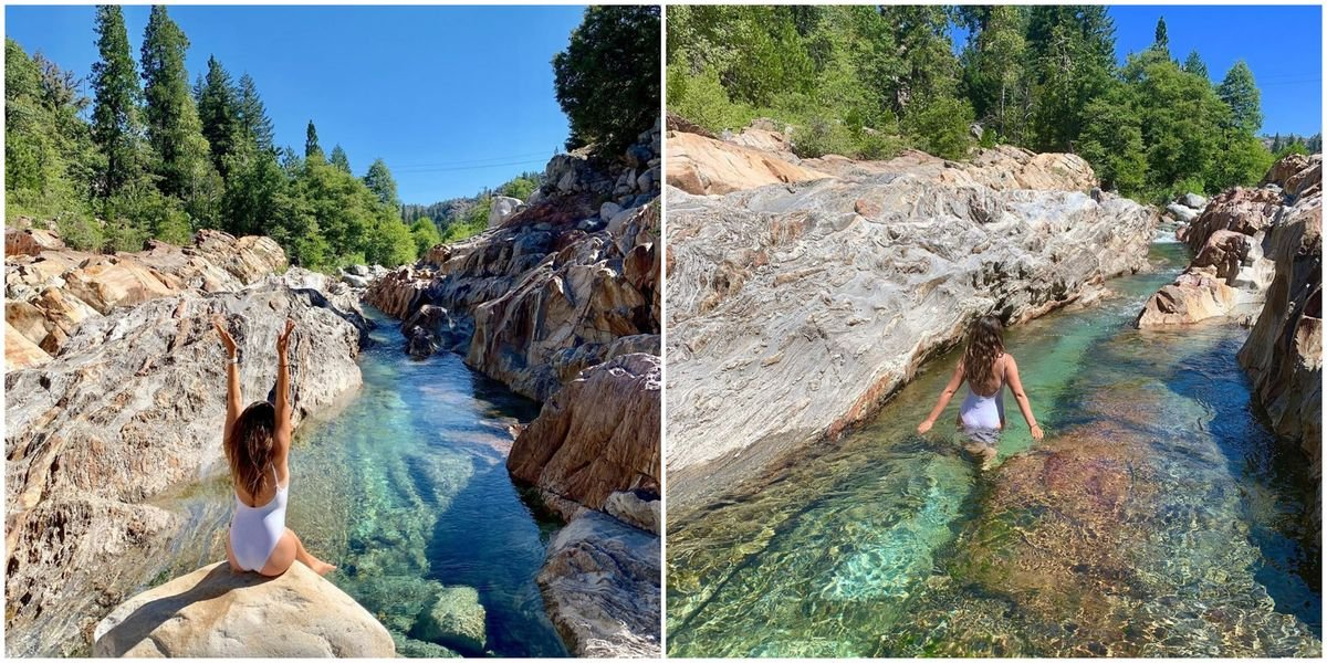 This Easy Trail In California Leads You To The Most Amazing Emerald Pools