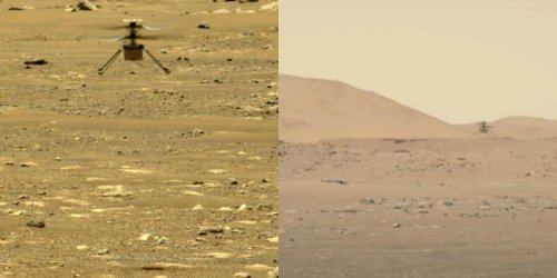 NASA's Mars Helicopter Completed Its Longest & Fastest Flight (VIDEO)