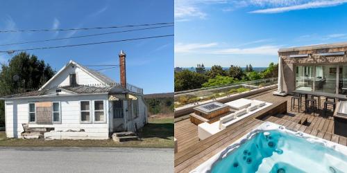 Voici la maison la plus chère VS la maison la moins chère à vendre au Québec actuellement