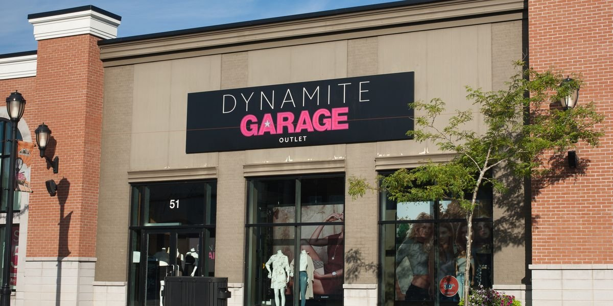 Garage et Dynamite se placent à l'abri des créanciers et des magasins pourraient fermer