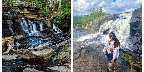You Can Explore 5 Stunning Waterfalls At This Trail Just 2 Hours From Toronto