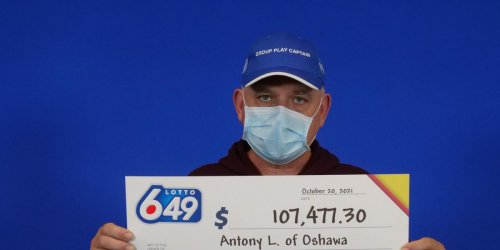 Ontario Lottery Winner Is Using The Money To Pay For College Tuition For His Kids