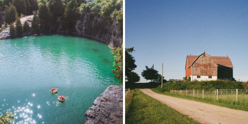 A Small Ontario Town Was Named One Of The Best In Canada & These Charming Photos Show Why