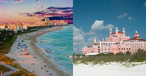 6 Romantic Destinations In Florida For A Spontaneous Summer Getaway With Your S/O