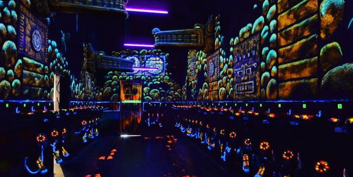 Laser Quest Just Said Goodbye To Canada Forever