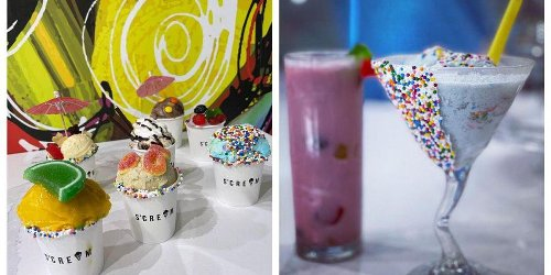 You Can Cheers To The Warm Weather With Toronto's New Boozy Ice Cream Flights (PHOTOS)