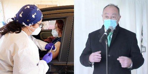 La vaccination à l'auto commencera bientôt à Montréal