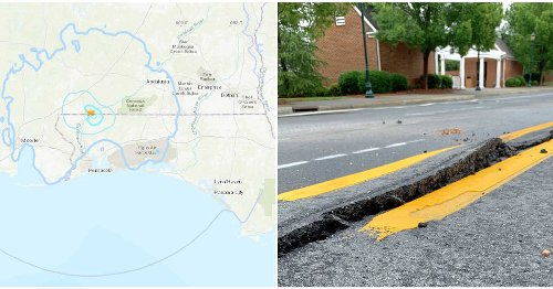North Florida Was Just Shaken By A Rare Earthquake
