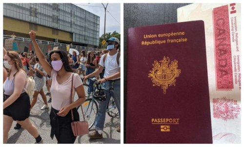 Une manifestation pour régulariser le statut des immigrés est prévue à Montréal ce samedi
