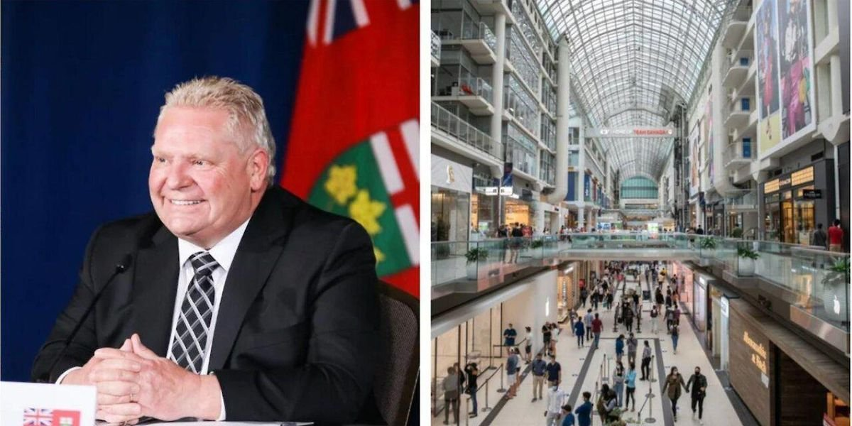 Ontario Is Entering Step 2 On Wednesday & Here's What You Need To Know