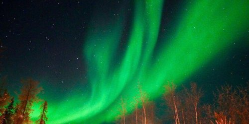 The Northern Lights Are Dipping South This Weekend & All Of Canada Could See It