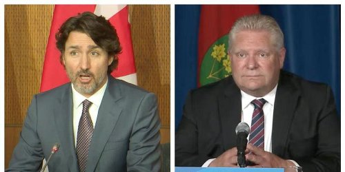 Doug Ford Is Still Calling For Stricter Travel Rules But The Feds Are Biting Back