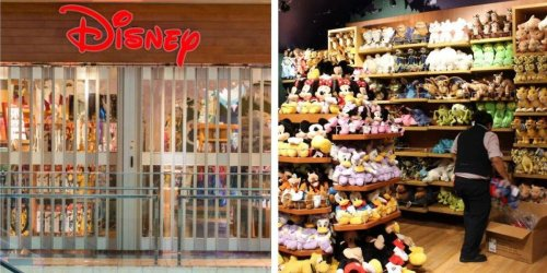 All Disney Stores In Canada Are Shutting Down & Most Will Be Closed Within Weeks