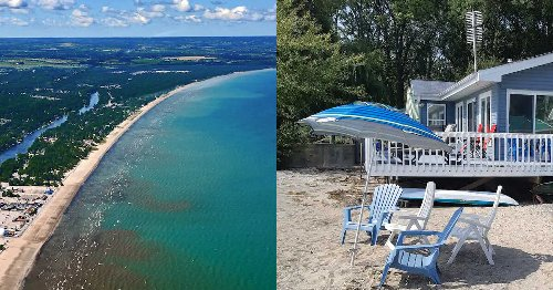 9 Tropical Beach Airbnbs In Ontario That Are The Ultimate Staycation