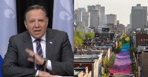 Quebec's Premier Just Shared 3 Reasons Why Life Will Return To Normal By June