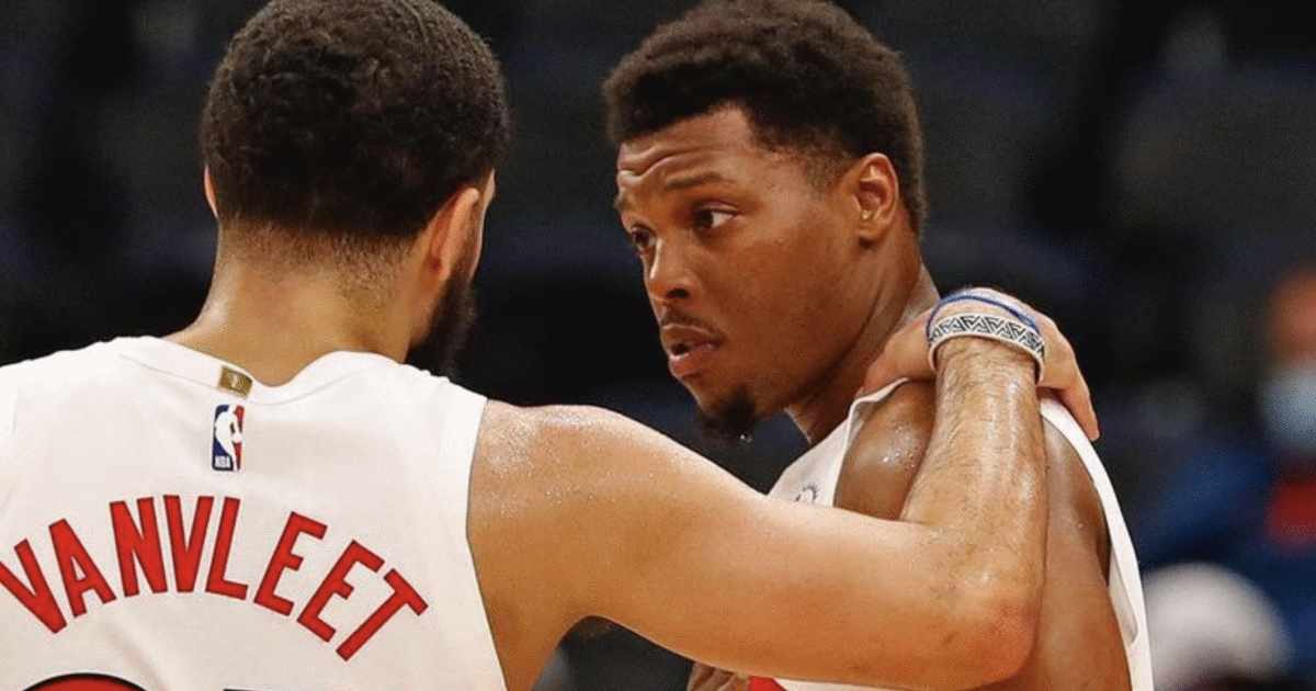 Lowry Looked Heartbroken Last Night After His Last Possible Game As A Raptor