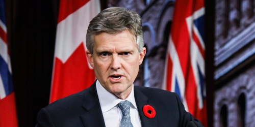 Ontario Minister Rod Phillips Reportedly Back After Quitting Over Caribbean Vacay Drama