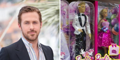 Ryan Gosling Will Reportedly Play Ken In An Upcoming 'Barbie' Movie & We Can Totally See It